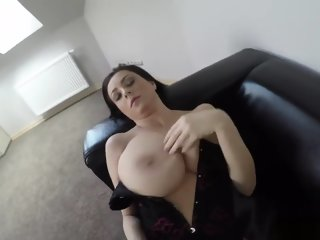 AMAZING HUGE NATURAL TITS 5